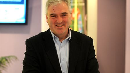 Dr Tim Whitley, BT's managing director for research and technology at Adastral Park.