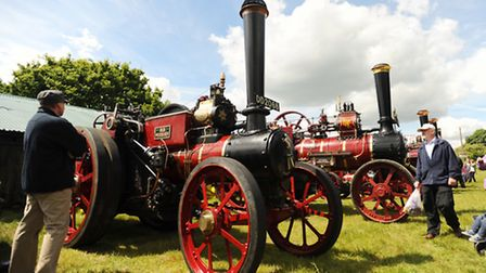 Woolpit Steam Rally. Last year the Woolpit Steam Rally saw £17,500 donated to 20 charities and commu