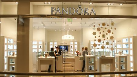 Jewellery firm PANDORA is opening at the Arc in Bury St Edmunds.