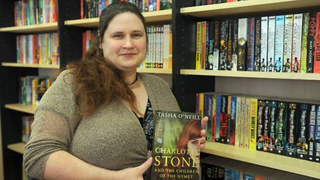 Tasha O'Neill says: 'If I had any advice for newbie writers it would be to have confidence in yourse