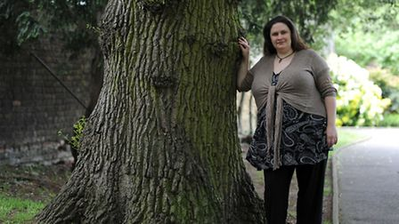 Tasha O'Neill has been a pagan for many years and a Druid for about four. 'For me, my creativity is
