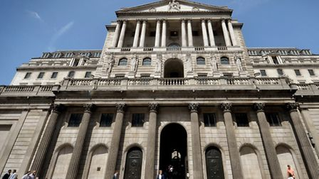 The Bank of England has kept rates on hold.