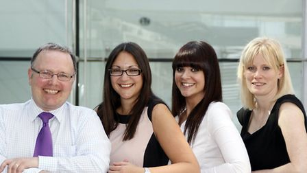 Concertus Design & Property Consultants has welcomed Neil Turvey, Sarah Cossey, Sarah Layton and Kay