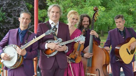Suffolk-born violinist Kerenza Peacock is now a member of the alternative bluegrass band The Coal Po