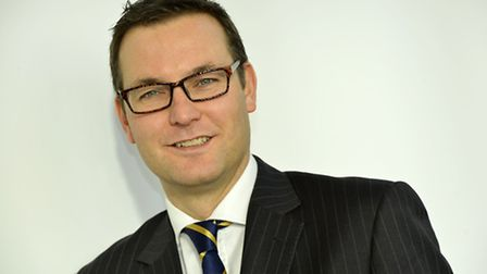 Neil Darwin, chief executive of the Greater Cambridge Greater Peterborough LEP