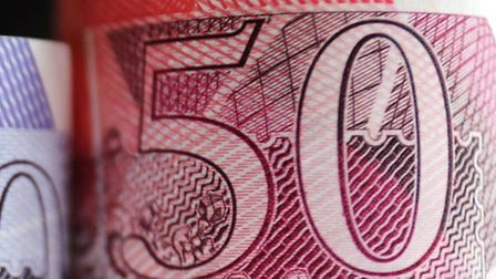 Businesses are being warned fake £50 notes are circulating in South Norfolk. Picture: Chris Radburn/