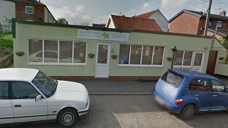 The Susan Whymark Funeral Service premise on Redenhall Road in Harleston which has organised 354 fun