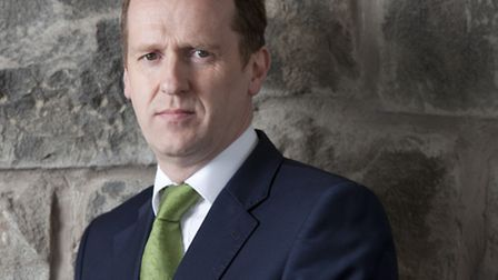 Keith Anderson, chief executive of ScottishPower Renewables.