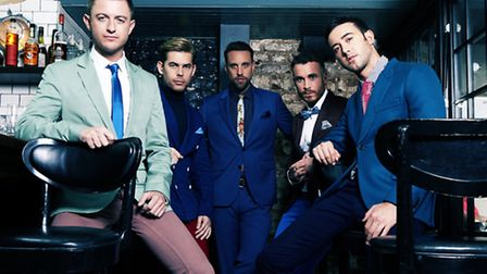The Overtones, playing Southend this weekend followed by Ipswich and Cambridge later in the year
