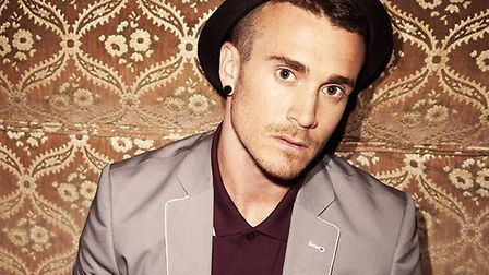 Darren Everest of The Overtones loves playing back home in Essex