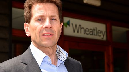 Jeremy Goulding, chief executive of Wheatley Associates.