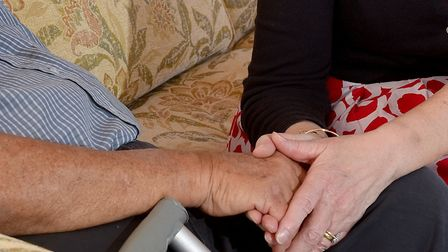 Carer rights will be discussed at upcoming events in Breckland and South Norfolk. Picture: Nick Butc