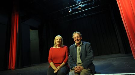 The Quay Theatre's Summer School in Sudbury is celebrating its 25th anniversary. Sheena Shaw and Rob