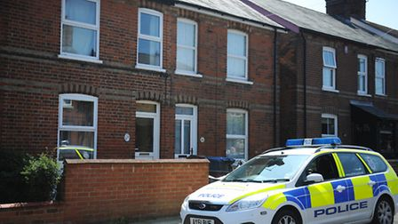 Activity related to the body found in Gimsey Road Leiston