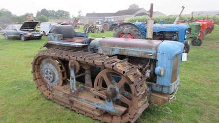 A Roadless J17 crawler that took £4,600 at auction.