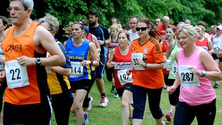 The Bury Friday 5 races taking place from Nowton Park