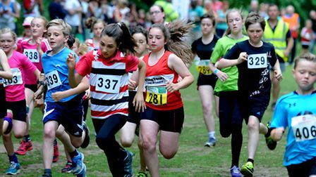 The Bury Friday 5 races taking place from Nowton Park The two junior races taking place