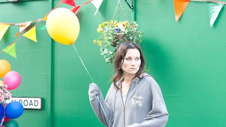 Kate Fleetwood as Vicki, a reformed prostitute in London Road, the film version of the critically ac