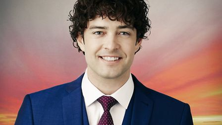 Lee Mead is heading back to the region soon with his new solo show