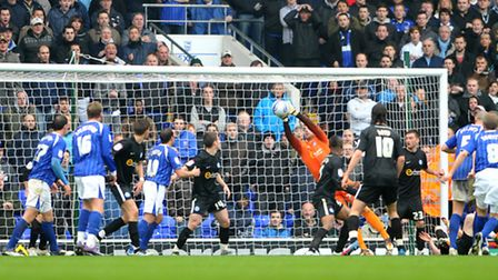 Peterborough have the upper hand during their 11 meetings with Ipswich Town.