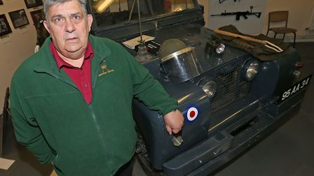 Bill Espie has been awarded the British Empire Medal in the New Year Honours for his work with the R