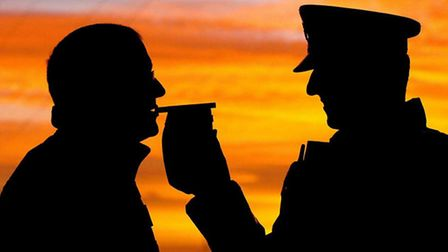 Drink drive campaign catches 102 drivers.