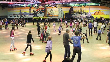 30 great days out in Essex - Rollerworld