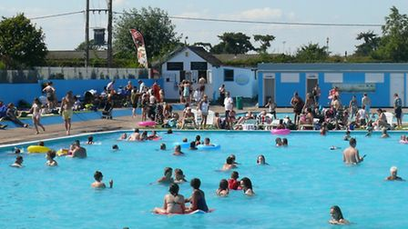30 great days out in Essex - Brightlingsea Outdoor Pool