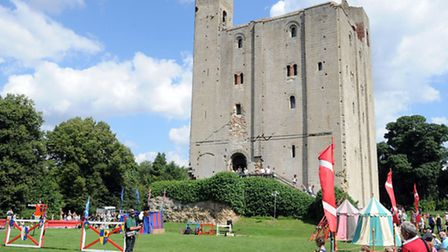30 great days out in Essex - Hedingham Castle