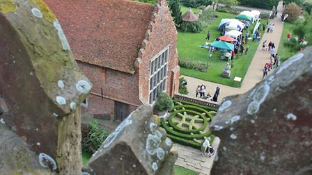 30 great days out in Essex - Layer Marney Tower