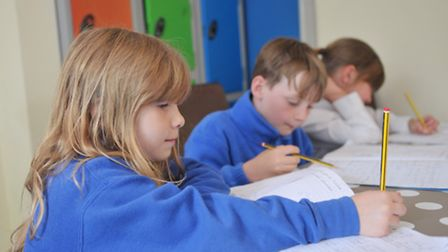 Thorndon/Eye School is looking for community help to raise �25,000 for a new classroom