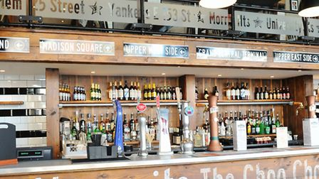 Grand Central, Ipswich, received a five rating earlier this year