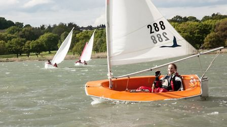 Competitors in the Seamark Nunn Challenge Cup in celebration of the 2oth anniversary of the Woolvers