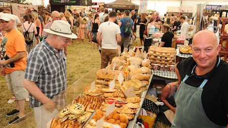 The 100 th Tendring Show