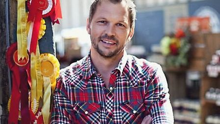 Jimmy Doherty hosts another sausage and beer festival