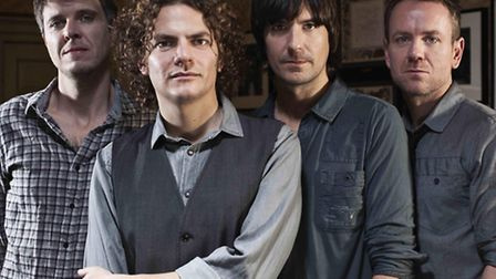 Toploader are headlining the festival Saturday