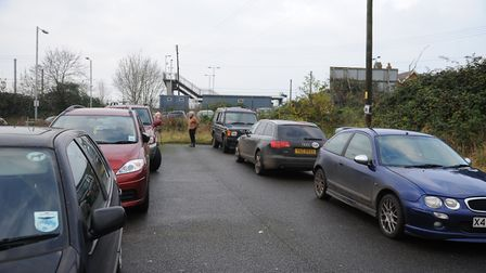 There are plans for Nelson Road in Diss to be linked with Station Road. PHOTO: Sonya Duncan
