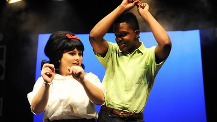 The Gallery Players present Hairspray at The New Wolsey Not for resale Rights remain with the pho