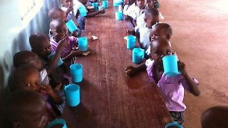 Mama Ngina�s orphanage a state run orphanage where abandoned babies and children are taken to by the