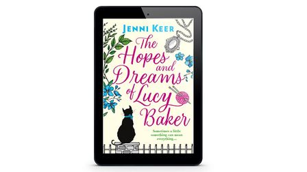 The Hopes and Dreams of Lucy Baker by Jenni Keer is available on Amazon. Picture: Avon