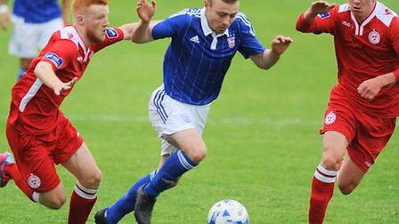 Freddie Sears, in action against Shelbourne. Photo: Gregg Brown