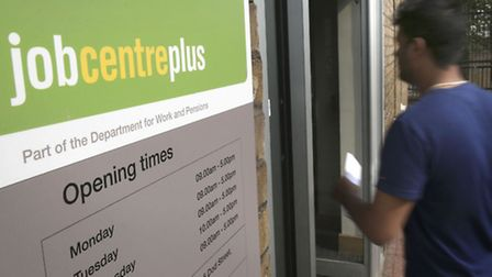 Total unemployment in the UK has risen for the first time in more than two years, according to offic