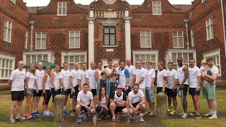 Runners are getting together to run the Ipswich half marathon in memory of Ruth Mehmed
