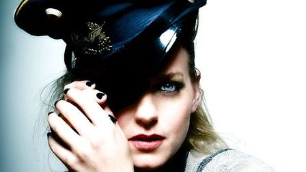 Jo Harman is performing at Bures Music Festival