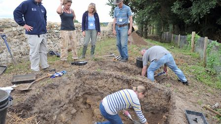 Cambridge archaeologists and the Touching the Tide Heritage Lottery Funded project has linked up for