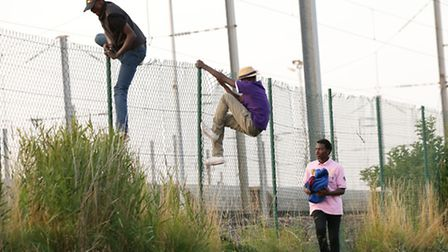 Building higher fences is not the answer to the migrant problem