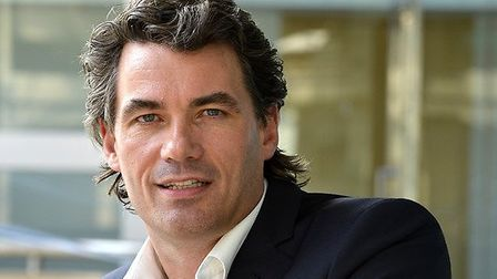 Gavin Patterson, chief executive of BT. Photo: BT
