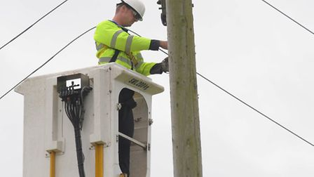 EDF workers are unhappy over pay.