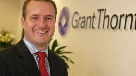 Paul Naylor, practice leader of Grant Thornton's Ipswich office