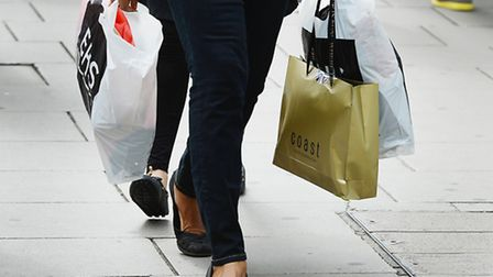 Retail sales edged up in July.